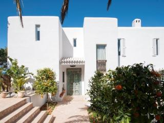 4 bedroom House with Private Outdoor Pool in Cala Tarida - Cala Tarida vacation rentals