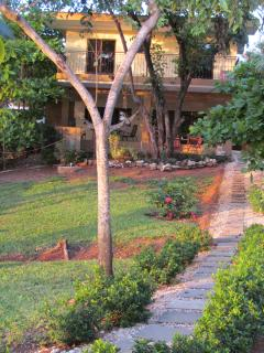 House in the forest right in front of the ocean - Marbella vacation rentals