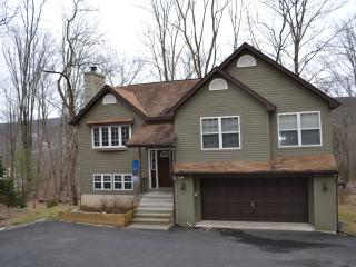 """Bear & Moose"" Themed Pocono Home With Log Beds! - East Stroudsburg vacation rentals"