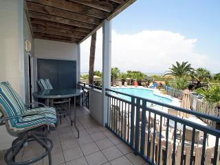 Savannah Beach & Racquet Club Condos - Unit C102 - Water Front - Swimming Pool - Tennis - Tybee Island vacation rentals