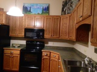 1 bedroom Condo with Internet Access in Holton - Holton vacation rentals