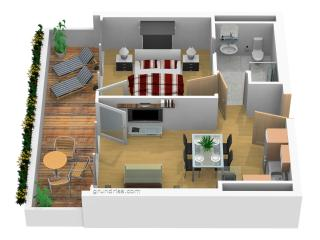 Private Living Serviced Apartment Kufstein - Kufstein vacation rentals