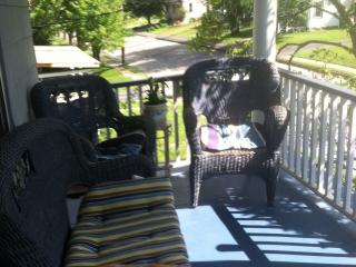 HITS just around the corner!  Best location for fu - Saugerties vacation rentals