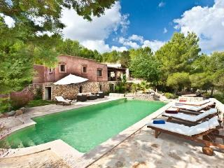 Villa with garden,pool Santa E - Cala Lenya vacation rentals