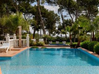 5 bedroom Villa in Santa Eulalia Del Rio, Ibiza, Ibiza : ref 2306364 - Santa Eulalia del Rio vacation rentals
