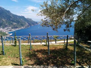 New panoramic Chalet with porch and barbecue area - Ravello vacation rentals