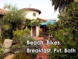 Private Suite in Venice Garden Estate with Bikes - Marina del Rey vacation rentals
