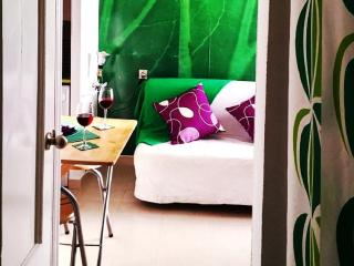 cheap, charming apartment with a terrace, center - Malaga vacation rentals