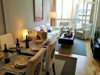 Quiet and bright Flat in Eixample, Paseo de Gracia - Barcelona vacation rentals