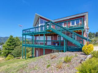 Ocean view, modern studio for two! - Pacific City vacation rentals