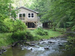 Anglers Cabin Location: Between Boone & Blowing Rock - Boone vacation rentals