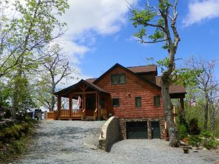 Spacious 4 bedroom Boone Cabin with Internet Access - Boone vacation rentals