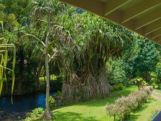 River Estate - Selected 1of12 Romantic Properties: Lonely Planet - Hanalei vacation rentals