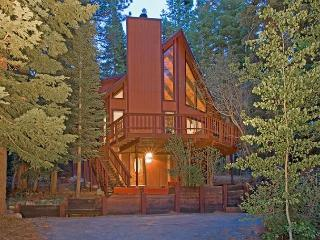 Bunker - Affordable 4 BR Home in Tahoe City - ONLY $1400/week - Tahoe City vacation rentals