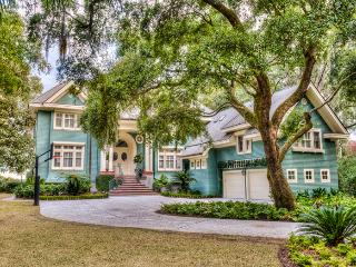 Kiawah Island house deep water and pool - Kiawah Island vacation rentals