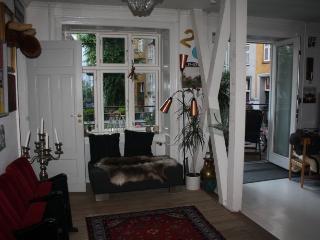 Large Copenhagen apartment in a quiet neighborhood - Copenhagen vacation rentals