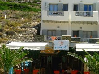 Apartment to rent Amoudaki at Agali - Folegandros vacation rentals