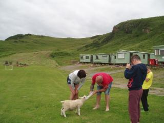 pennyseorach caravan No.1 - Campbeltown vacation rentals
