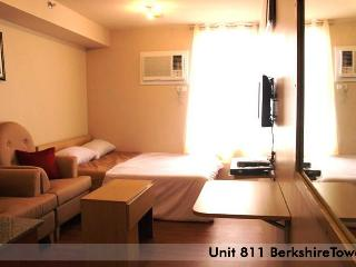 Fully Furnished Condo Unit Studio Type for rent - Pasig vacation rentals