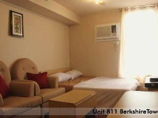 Fully Furnished Studio type Condo Unit - Pasig vacation rentals