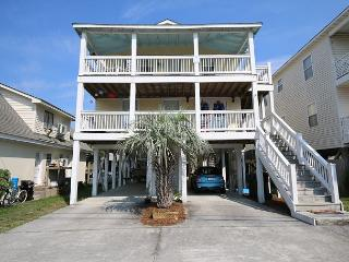 Ryan's Retreat - Retreat to this charming cottage at the coveted south end - Wrightsville Beach vacation rentals