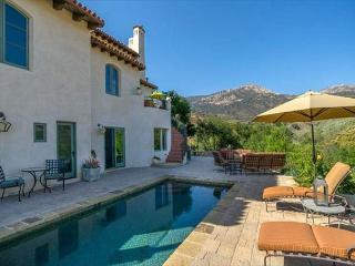 4BR/2.5BA Villa Alessa in Santa Barbara with a Private Pool and Views - Santa Barbara vacation rentals
