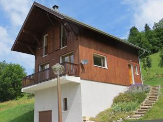 Perfect Chalet with Deck and Internet Access - Le Chatelard vacation rentals