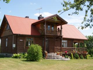 Charming House with Television and Central Heating - Ostroleka vacation rentals