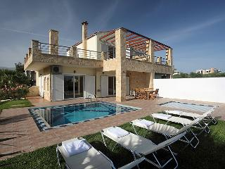 Nice Villa with Deck and Internet Access - Chrissi Akti vacation rentals