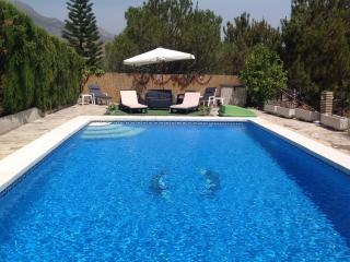 Beautiful Andalucian Villa with 10 x 6 Metre Pool - Vinuela vacation rentals