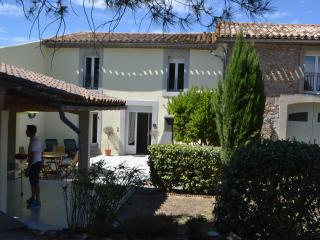 Sunny Gite with Internet Access and Television - Marseillette vacation rentals