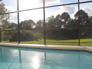 POOL HOME WITH GOLF COURSE VIEW! - Haines City vacation rentals