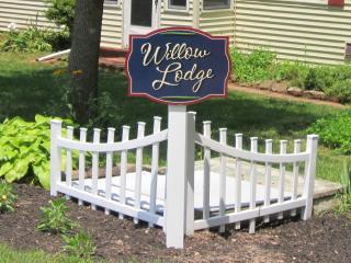 Willow Lodge at Primrose Dale Farm - Gettysburg vacation rentals