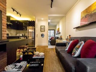 Modern 1 Bedroom Apartment in the Heart of Jardins - Sao Paulo vacation rentals