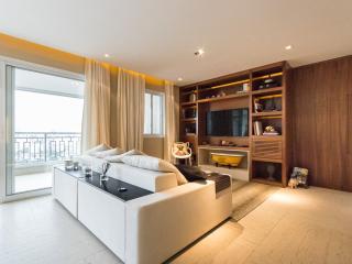 Upscale 2 Bedroom Apartment in Vila Olimpia - Sao Paulo vacation rentals