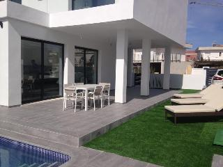 A new Contemporary Villa Gran Alacant , private pool - Gran Alacant vacation rentals
