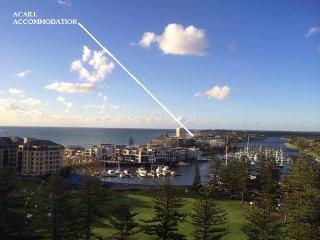ACAILL ACCOMMODATION absolute BEACHFRONT - Glenelg vacation rentals