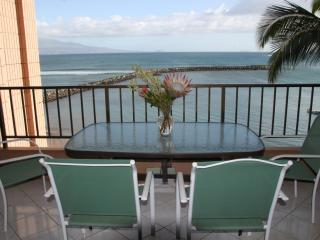 2 Bedroom Oceanfront Condo - Maalaea vacation rentals
