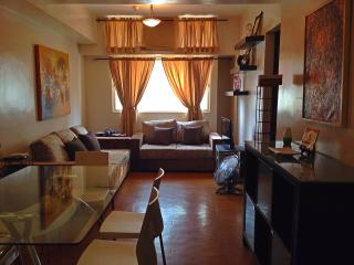 Eastwood Condo - Great location, safe & clean - Quezon City vacation rentals
