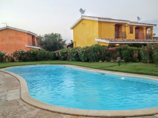 Nice Villa with A/C and Shared Outdoor Pool - Sant'Anna Arresi vacation rentals