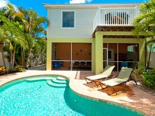 LimeMariaVille: 3BR Family-Friendly Pool Home - Holmes Beach vacation rentals