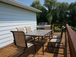 on 8 acre lake which is totally on property - Honesdale vacation rentals