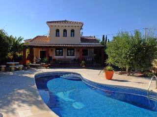 4 Bedroom Villa in Zurgena Sleeps 8 - Almeria Province vacation rentals