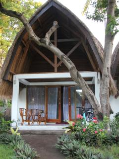 Nice 1 bedroom Gili Air Bungalow with Internet Access - Gili Air vacation rentals