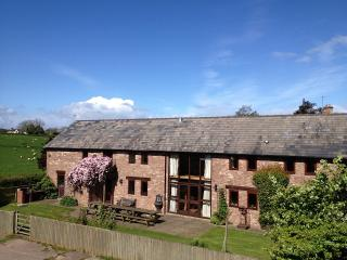 Lovely Barn with Internet Access and Television - Llangarron vacation rentals