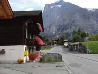 2 bedroom Apartment with Deck in Grindelwald - Grindelwald vacation rentals