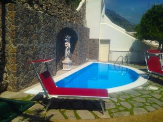 Terrific view with private pool - V743 - Praiano vacation rentals