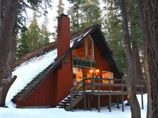 Ski in/Ski out Slope side cabin - Chalet #14 - Mammoth Lakes vacation rentals