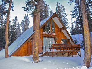 Ski in/Ski out Slope side cabin - Chalet #17 - Mammoth Lakes vacation rentals