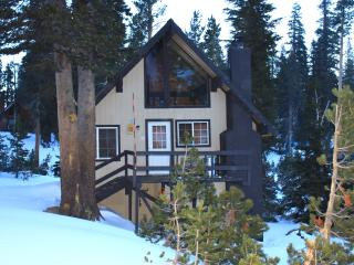 Ski-in/out Slope side cabin - Chalet #19 - Mammoth Lakes vacation rentals